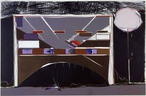 Thomas Scheibitz, Bank 399, 2002